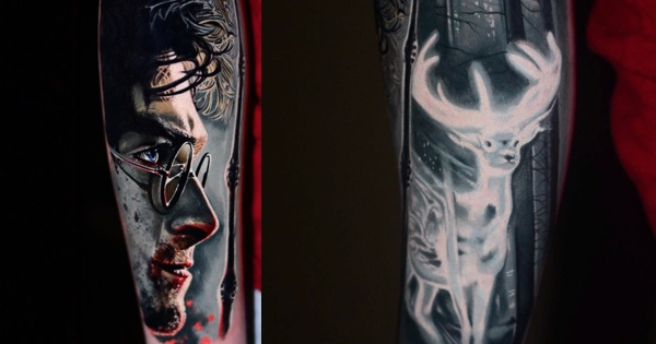 harry potter tattoo featured image